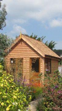 Garden office capital allowances