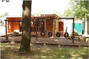 spinnens acre forest classroom