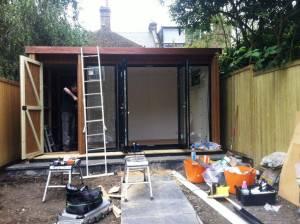 Building a Henley Garden Room