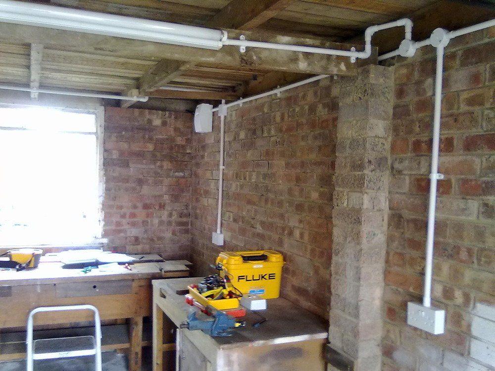 Wiring Detached Garage