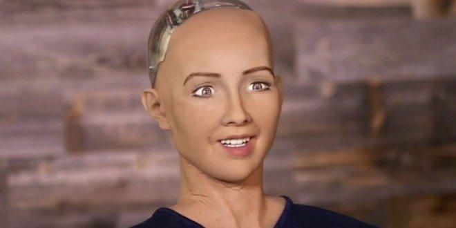 I robot umanoidi esistono? Certo che sì, conosciamo insieme Sophia