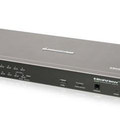 16 port usb ps 2 combo kvm switch taa compliance  [ 1800 x 975 Pixel ]