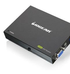 vga cat5e 6 audio video receiver with rgb deskew capability [ 1800 x 975 Pixel ]
