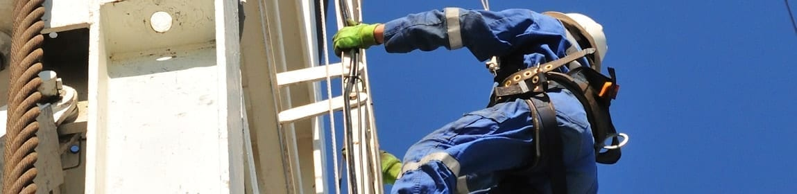 Oil and gas personal safety