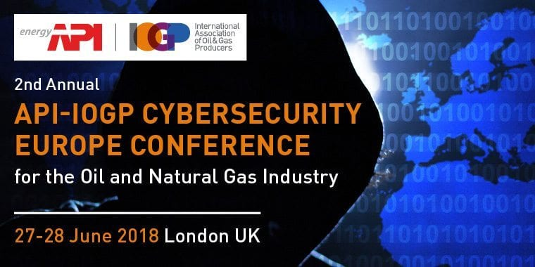 API-IOGP Cybersecurity conference