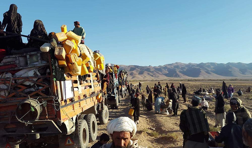 OIM: Desde 2012, un tercio de los afganos han migrado o han sido desplazados   Organización Internacional para las Migraciones