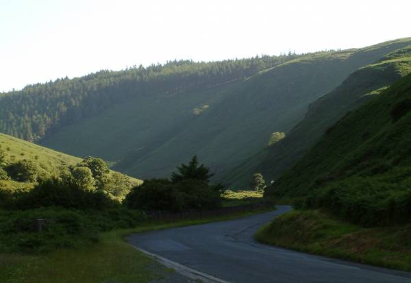 Isle Of Man Guide Sulby Glen