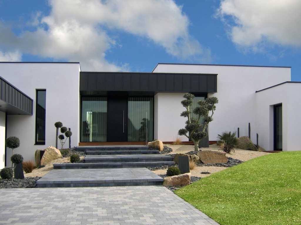 maison moderne 2018