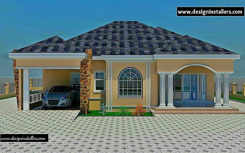 maison moderne nigeria