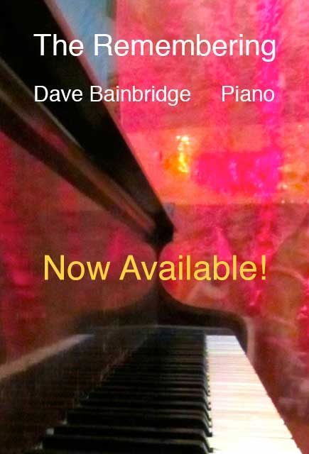 Dave Bainbridge, The Remembering