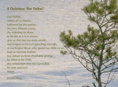 A Christmas Our Father
