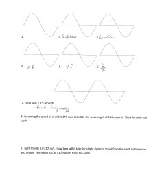 29 Physical Science Wave Calculations Worksheet Answers - Worksheet  Resource Plans [ 2338 x 1700 Pixel ]