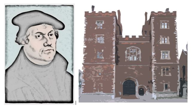 From Luther to Lambeth Palace