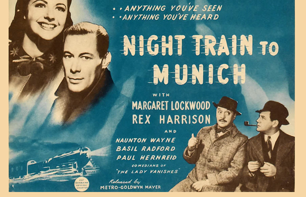 Criterion Collection Night Train to Munich  Bluray Review  IONCINEMAcom