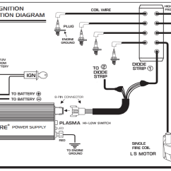 Accel Ignition Wiring Diagram Lennox 51m32 Hei Super Coil