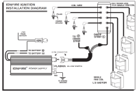 √ Accel Coil Wiring Diagram | Accel Hei Distributor Wiring ... on