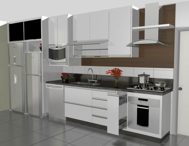 Modelos de Armrios para Cozinhas Simples e Modernas