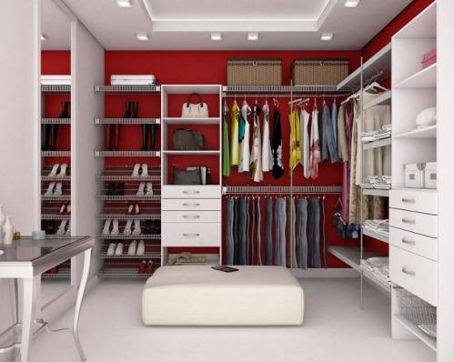 Closets Planejados modelos fotos