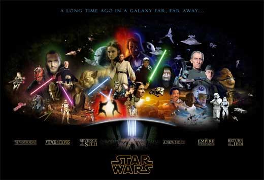 Star Wars - Saga