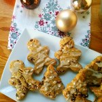 Gluten Free Maple Pecan Cookies