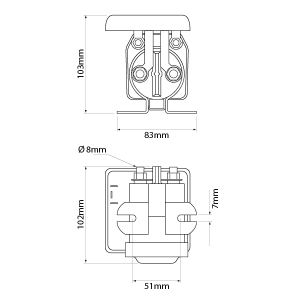Multi Battery Isolator Wiring Cable Wiring Wiring Diagram