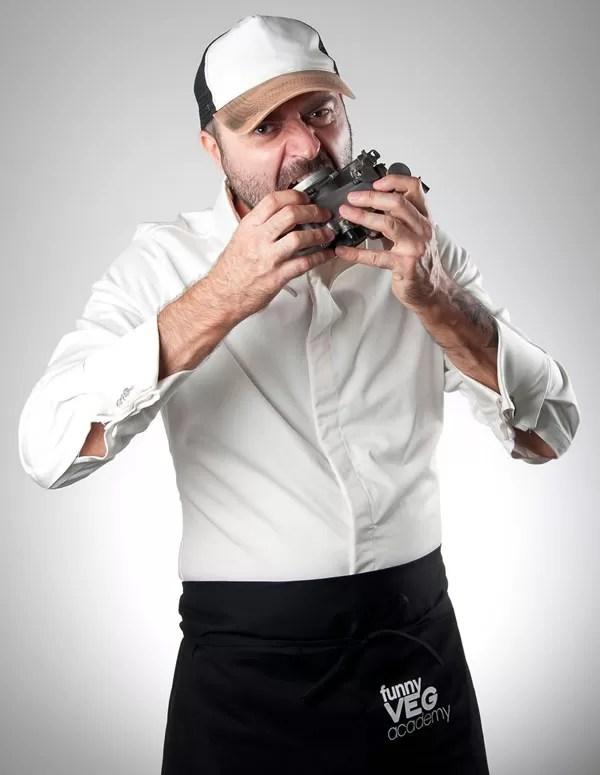 un biker in cucina intervista a giuseppe tortorella