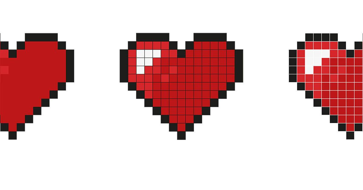 pixel graphics vs vector