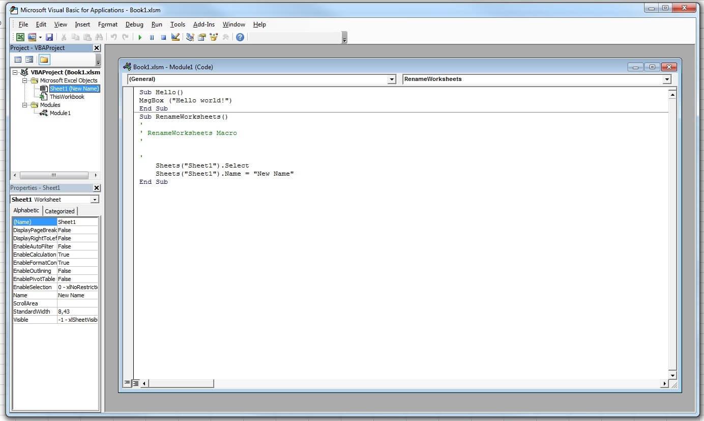 Macro Di Excel Ecco Cosa Possono Fare Questi Utili Script