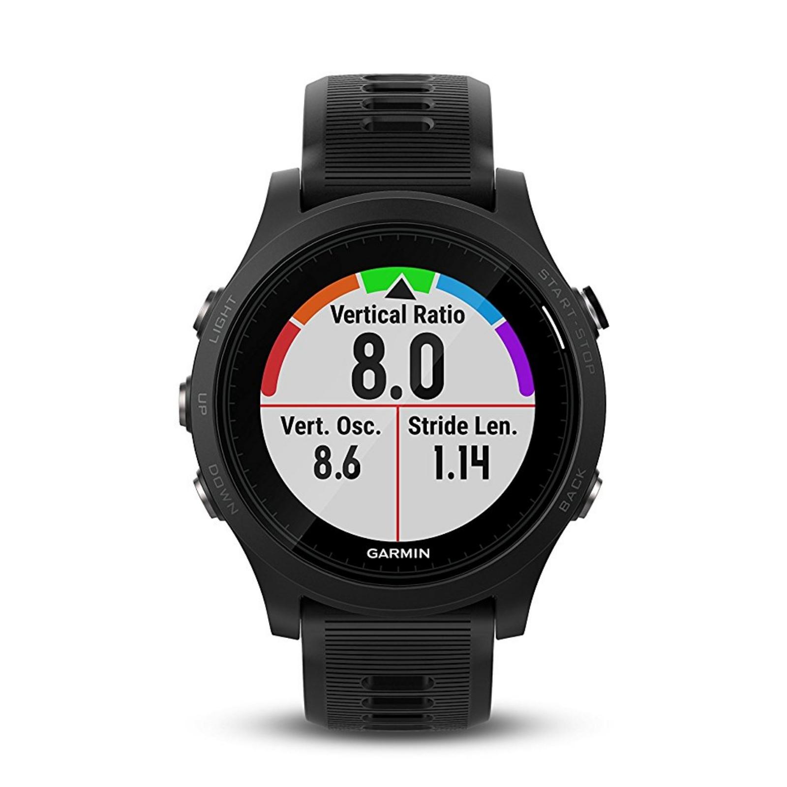 Garmin Forerunner 935 GPS Running / Triathlon Watch Black   IOOMOBILE