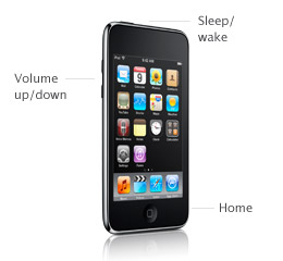 iPod Touch 2  Nesil – iOS Türkiye