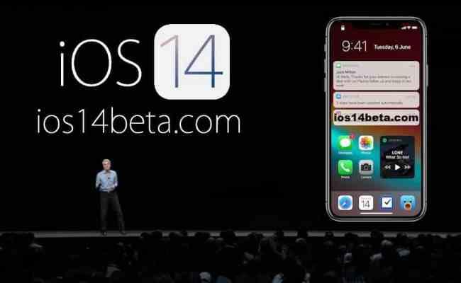 Ios 14 Beta 2 Download Ios 14 Beta Download