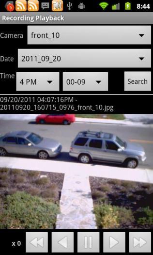 IP Cam Viewer Pro ios