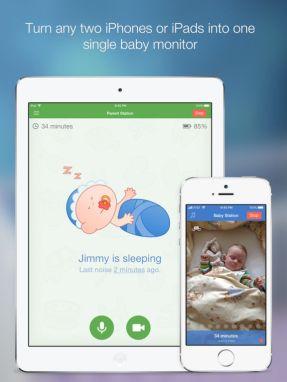 Baby Monitor 3G ios
