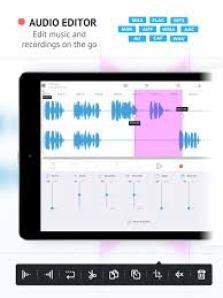 Audio Editor Tool Plus ios