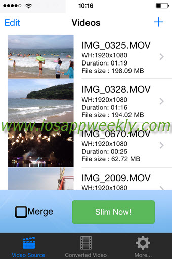 reduce video file size iphone Archives - iOS App Weekly