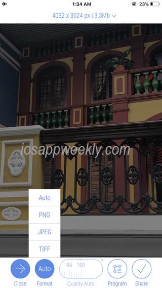 Convert Image File Format Heic Png Jpg Tiff On Iphone Ipad
