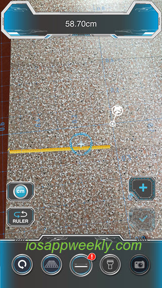 Measure Length And Distance With Iphone Ios App Weekly
