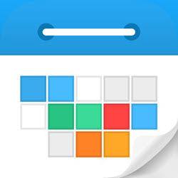 Calendars app for iPhone ipad by Readdle - app icon