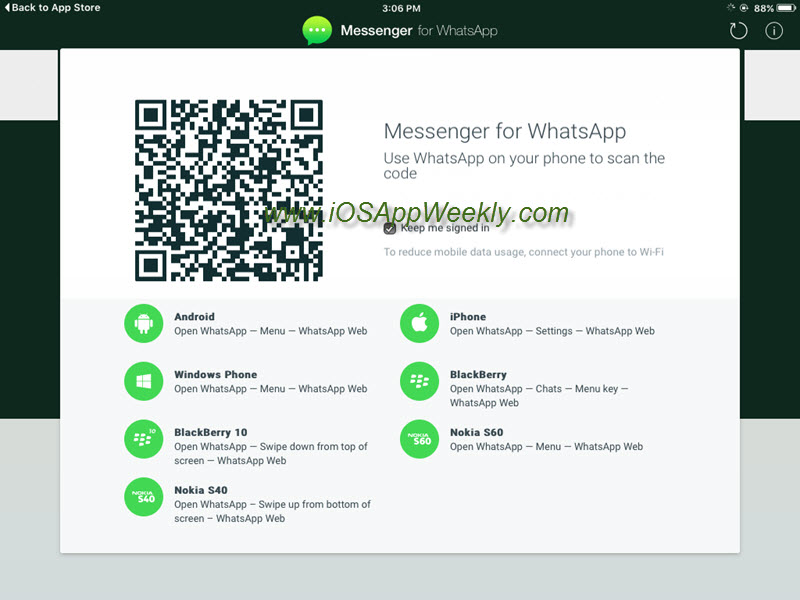 Whatsapp web without qr code iphone | How to hack your