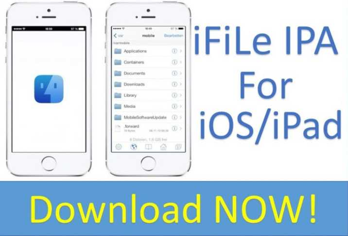 iFile IPA for iOS