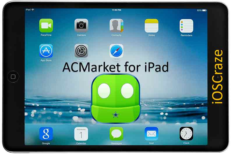 ACMarket iOS