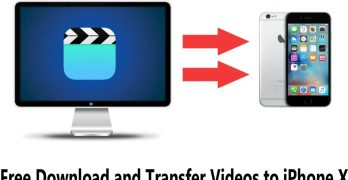 Free Download and Transfer Video to iPhone X