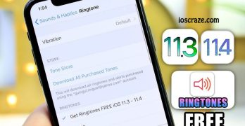 Best Free Ringtones For iPhone No Computer Required iOS 11.3 – 11.4