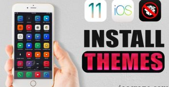 Apple iPhone theme – Install THEMES ** iOS 11.3 & 11.4 ** NO Jailbreak
