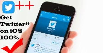 Get Twitter++ app on your any iOS device – 2018 [ No Jailbreak ]