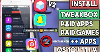 Download Tweak box V2 for iPhone, iPad, or iPod touch