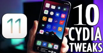 New!! Cydia jailbreak tweaks compatible with iOS 11.3.1 device