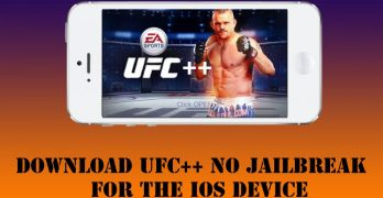 Download UFC++ on the iPhone, iPad, or iPod touch without jailbreak