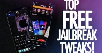 Brand new jailbreak tweaks for the iOS 11.3.1 device