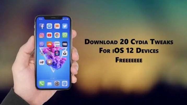 Best Cydia Tweaks for iPad & iPhone